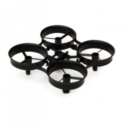 Main Frame, Black: Inductrix FPV Pro (BLH8519)