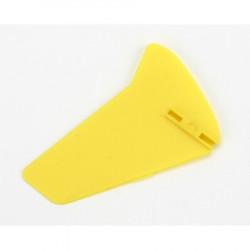 Vertical fin Yellow w/o Decals: BCMX (EFLH2228Y)