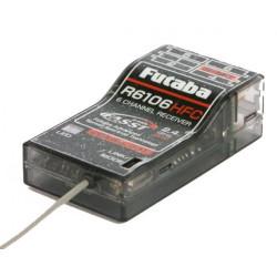 Futaba Receiver R6106HFC Park 2.4Ghz