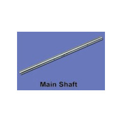 main shaft