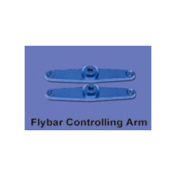 flybar controlling arm