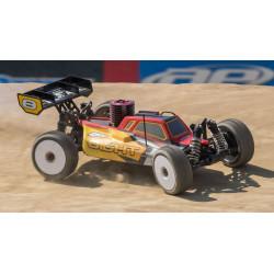 8IGHT Nitro RTR: 1/8 4WD Buggy (LOS04010)