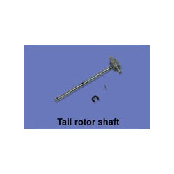 tail rotor shaft