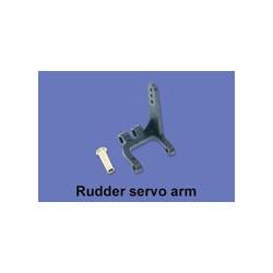rudder servo arm
