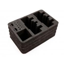 Stand Up TX case optional dual TX foam set (SPM6712)