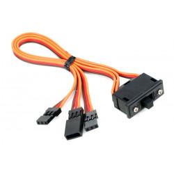 Spektrum 3 Wire Switch Harness (SPM9530)
