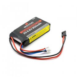 900mAh 2S 6.6V Li-Fe Receiver Battery (SPMB900LFRX)