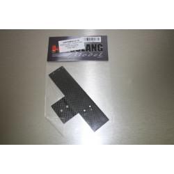 Battery plate - Carbon Fiber (1137-3SV-1)