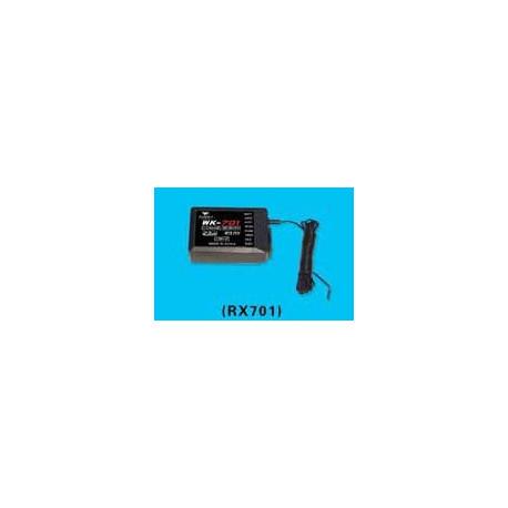 Receiver RX701 72Mhz