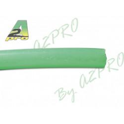 Durit en silicone vert fluo - 2x5mm (3622)