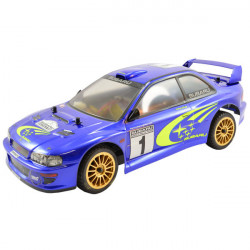 CARISMA M40S SUBARU IMPREZA WRC 2000 1/10TH RTR BRUSHED