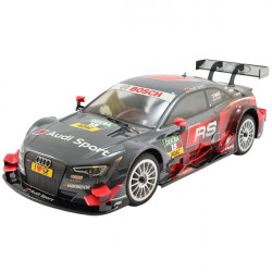 CARISMA M40S AUDI RS5 DTM (No 15 SILVER) 1/10TH RTR BRUSH
