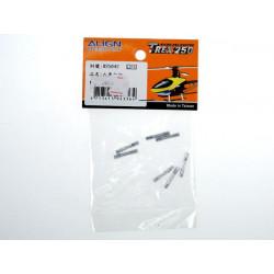 T-Rex 250 - Aluminum Hexagonal Bolt (H25042T)