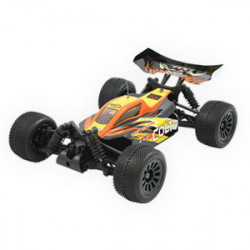 FTX COLT 1/18 BRUSHED MINI 4WD BUGGY RTR BLACK/ORANGE