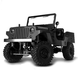 GMADE 1/10 GS01 SAWBACK 4WD ARTR SCALE CRAWLER - BLACK