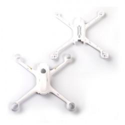 HUBSAN H501S BODY SHELL SET WHITE