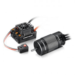 HOBBYWING EZRUN COMBO MAX8 TRX -PLUG and 4274-2200KV S/L MOTOR