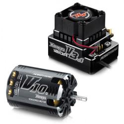HOBBYWING COMBO (B) V3.1 ESC + V10 4.5T MOTOR