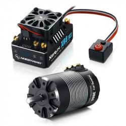 HOBBYWING COMBO (A) XR8-SCT ESC and 3660SD D5.00 4300 MOTOR