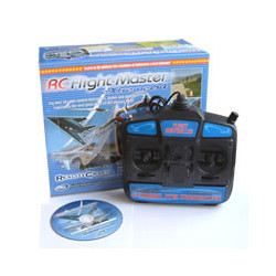 FLIGHTMASTER 64X SIMULATOR W/ USB TRANSMITTER BOX SET MODE 2