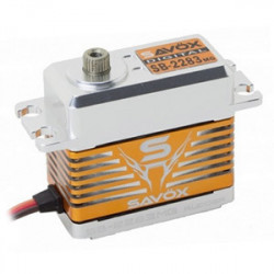 SAVOX HV CNC DIGITAL BRUSHLESS SERVO 10KG/0.048s@7.4V