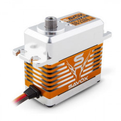 SAVOX HV CNC DIGITAL BRUSHLESS SERVO 20KG/0.065s@7.4V
