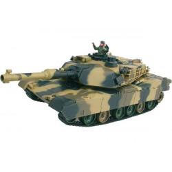 CHAR D'ASSAUT RC 1/24 M1A2 ABRAMS COMPLET (3816)