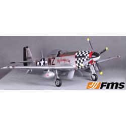 Avion 1400mm P51 Big Beautiful Doll (V8) kit PNP