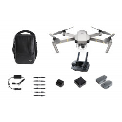 DJI Mavic Pro Platinum Quadrocopter Fly More Combo