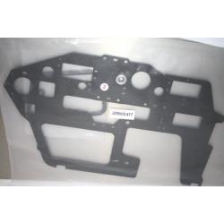 T-Rex 600 - Carbon Main Frame(R)/2.0mm (HN6055T)
