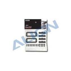 T-Rex 600 - 600N 18G Servo Adapter Plate (CF) (HN6070T)