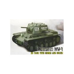 HengLong  Russian Tank KV-1  - Green (3878-1)