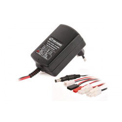 Twin Charger 4-7 cells 0.9A +ACY- 7-8 cells 120mA (R01002)