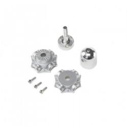 Prop Adapt w/Al. spinner/plastic hub: P-47 1.2m