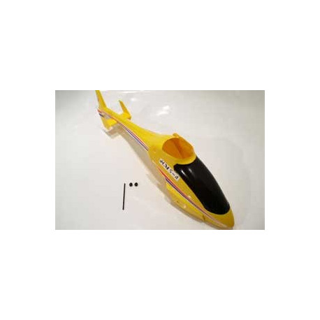 Canopy set (used for full fuselage) Yellow