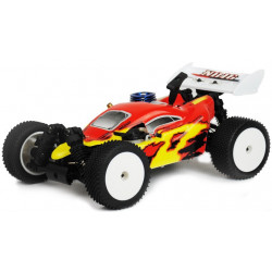 NB16 Nitro RC Buggy 2.4Ghz - WITH FREE BOTTLE OF FUEL WORTH £9.99!
