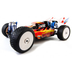 Warrior 1/8 Nitro RC 4WD Buggy - Pro Version