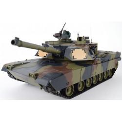 1/16 M1A2 Abrams Radio Controlled Tank - Camo Version