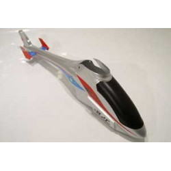 Whole Fuselage Set Silver