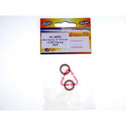 Metal bearing 10*15*4 2 pcs (30078)