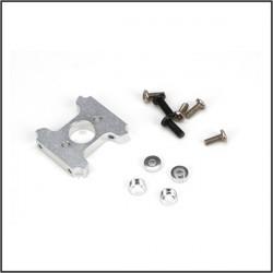 Set de fixations moteur en alu: B450, B400 (BLH1643)