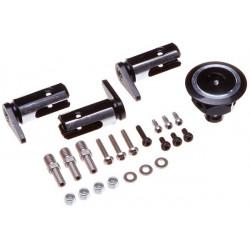 rotor head set (Ref. Scorpio ES133LM-03)