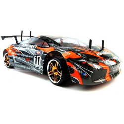 Flying Fish 1 1/10th Lamborghini 4WD 2.4Ghz Black and Orange (94123)
