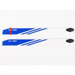 main blade :315*32*4.5 Blue color