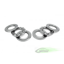 ABEC-5 Thrust bearing Ø4 x Ø9 x 4(2pcs)