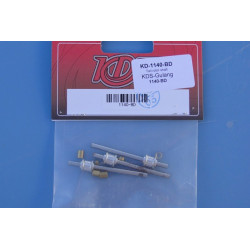 Tail rotor shaft (1140-BD)