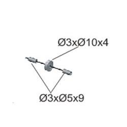 Carbon belt tensioner LOGO 500 SE (04274)