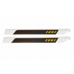 EDGE flybarless carbon rotor blades 623mm (04423)