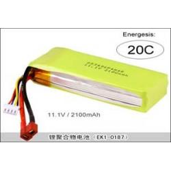 3cell11.1V-2100mha Dis-20C Li-polymer