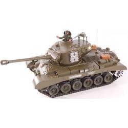 HengLong  Tank SNOW LEOPARD 1:16 - Green (3838-1)